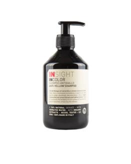 INsight anti-yellow shampoo silver shampoo til naturligt gråt vegansk miljøvenlig