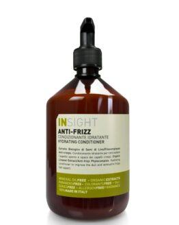 INsight ANTIFRIZZ Conditioner hårpleje kruset hår krøller curly girl vegansk miljøvenlig bæredygtig 96% naturlig -Curly Girl godkendt -krølle balsam