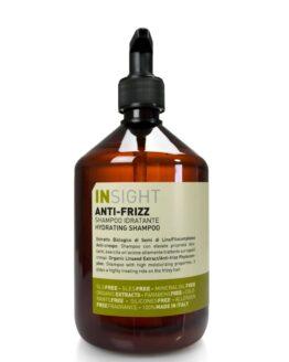 INsight ANTIFRIZZ SHAMPOO hårpleje krøller kruset hår vegansk- miljøvenlig- krølle shampoo