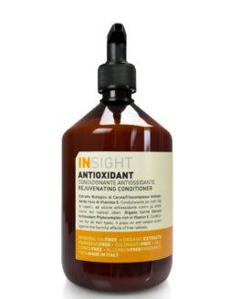 INsight Antioxidant Conditioner hårbalsam som er curly girl godkendt miljøvenlig 96% naturlig vegansk til naturligt skadet hår kemisk skadet
