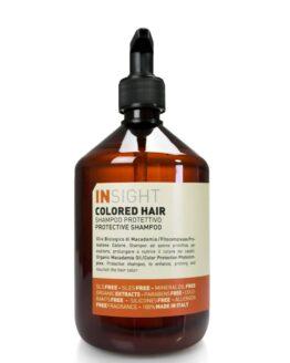 INsight Colored Shampoo til farvet hår glansgivende