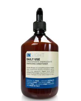 INsight Daily use Conditioner hårbalsam til hyppige hårvaske 96% naturlig miljøvenlig til hele familie hårpleje Curly Girl