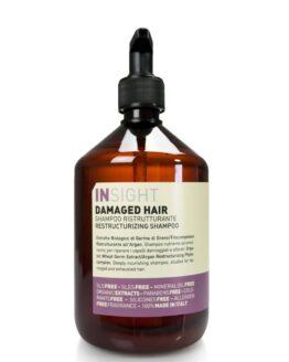 INsight Damaged hair SHAMPOO til skadet ødelagt hår vegansk miljøvenlig
