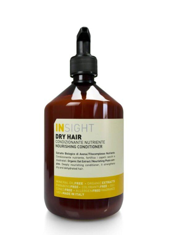 INsight DRY hair Conditioner hårpleje 96%naturlig hårbalsam