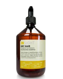 INsight Dry shampoo tørt hår velegnet til fint til normalt hår giver fylde og fugt til håret
