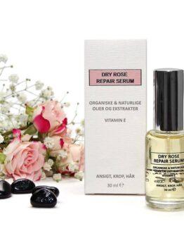 Glow nordic Dry Rose Serum roseserum anti age