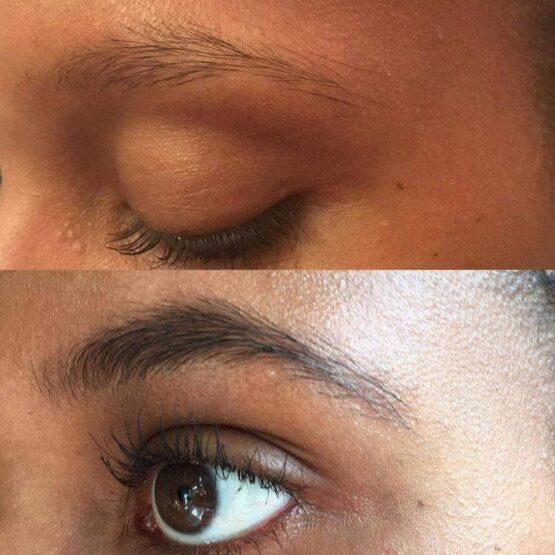 Aphro Celina bryn serum eyebrown serum