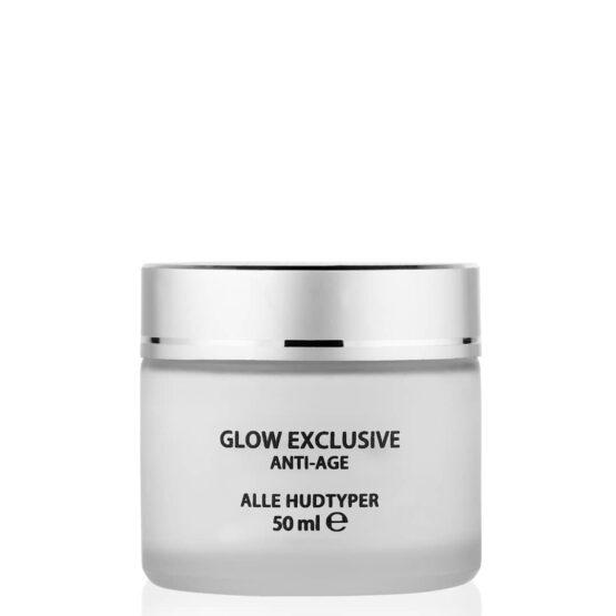 Glow Nordic exclusive creme fugtgivende anti age fugtgivende vegansk dag og nat ansigtscreme