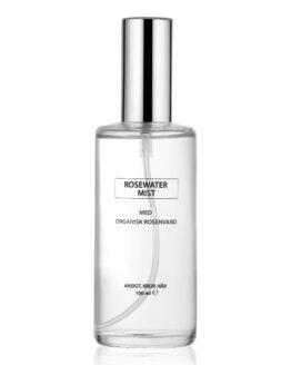 Glow nordic Rosen vand Mist rosenmist fugter beroliger ung hud modenhud uren hud vegansk tør hud Ansigtsrens