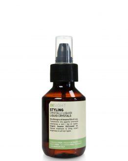 INsight Styling liquid crystals Hårpleje Insight 96% naturlig vegansk hårserum varmebeskyttende miljøvenlig