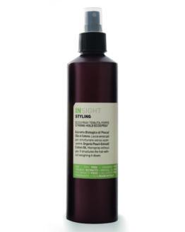 Insight Styling Strong Hold Ecospray hårspray hårlak miljøvenlig vegansk 96% naturlig hårspray hårlak stylingspray