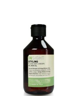 INsight Styling oil non olie anti frizz Volume styling anti frizz krøller glat hår 96% naturlig vegansk miljøvenlig olume styling anti frizz krøller glat hår 96% naturlig vegansk miljøvenlig