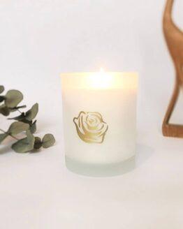 Rosenserien - Økologisk Duftlys Scented Candle Neroli hyggelys