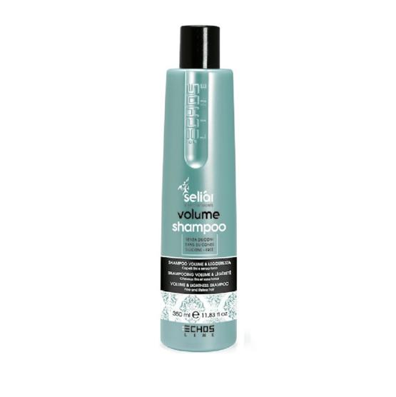 Seliar Ehosline volume shampoo en shampoo der giver fylde og glans