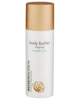 Rosenserien økologiske body butter shaping kropspleje