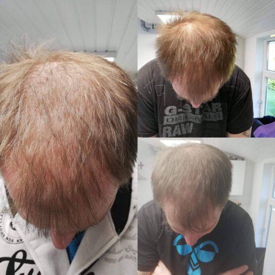 Aphro Celina skæg og hår serum hairserum