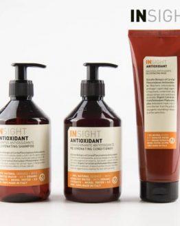 INsight hårplejesæt Shampoo, Mask, Conditioner flere varianter